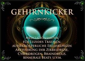 Gehirnkicker - Meditationsmusik und binaurale Beats