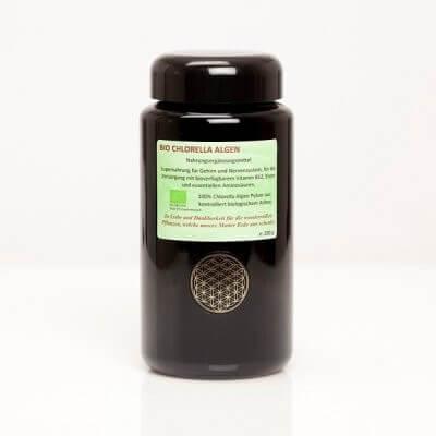 Chlorella Pulver Bio