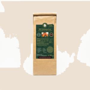 Kakaopulver Rohkostqualität Rohkakao