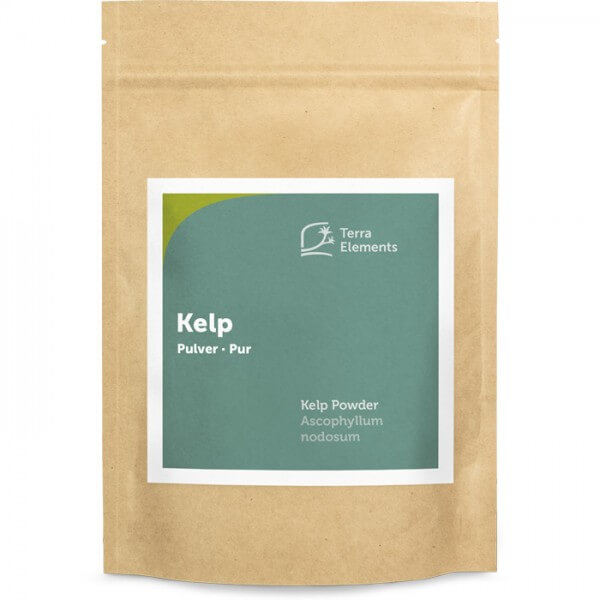 Kelp Pulver