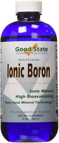 ionisches Boron Bor