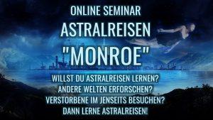 Astralreisen lernen Online Seminar