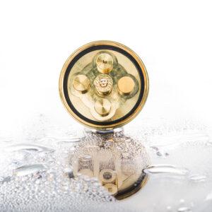 Wasserwirbler Duschkopf