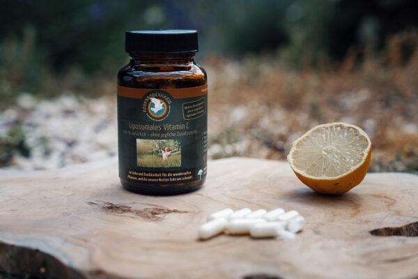 Liposomales Vitamin C